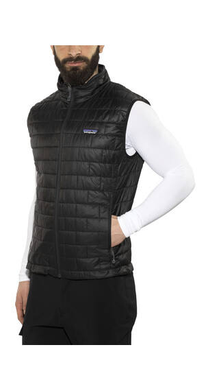 Patagonia Nano Puff Vest Men Black